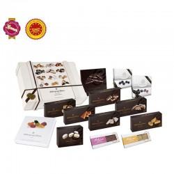 Baúl Especial Surtido Delicatessen de Turrón, Chocolate y Dulces