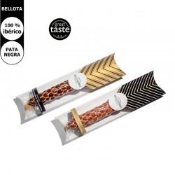 Salchichón de Solomillo ibérico con Trufa y Chorizo de Lomo ibérico